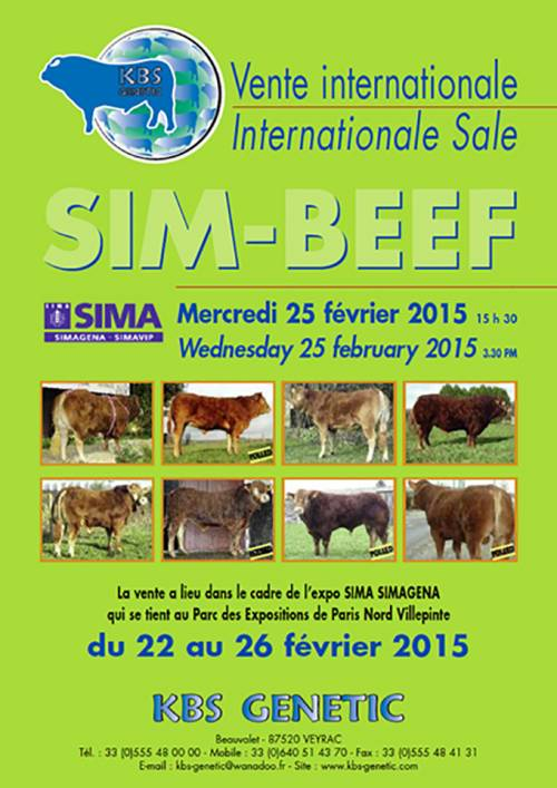 Sim-Beef Sale, Wednesday 25th of February