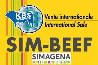 SIM BEEF SALE - SIMAGENA Paris Wednesday 1st of March 2017