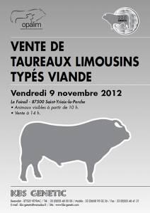 Vente De Taureaux Limousins