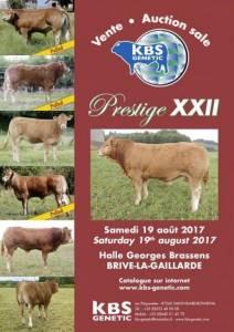 Prestige XXII Sale - Saturday 19th of August 2017
