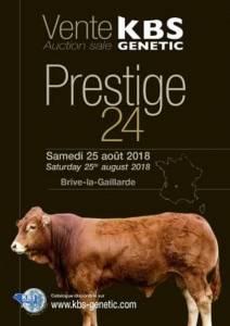 Prestige 24 - Saturday 25th of August 2018