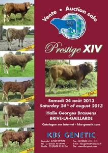 PRESTIGE XIV Sale at Brive